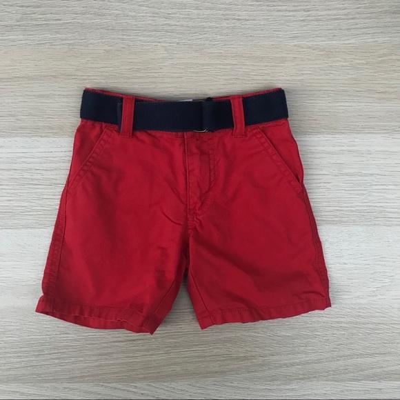 Gymboree Other - Gymboree Baby Boy Red Shorts